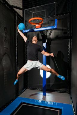 Jumping Dome - Basketball
